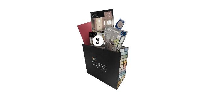 Haal nu een gratis Pure by Flexa Colorlab inspiratie pakket op in onze winkel!